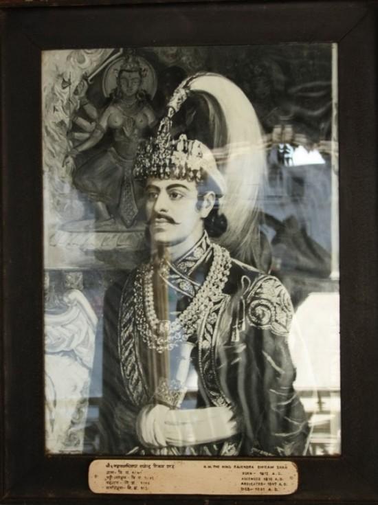 один их непальских королей