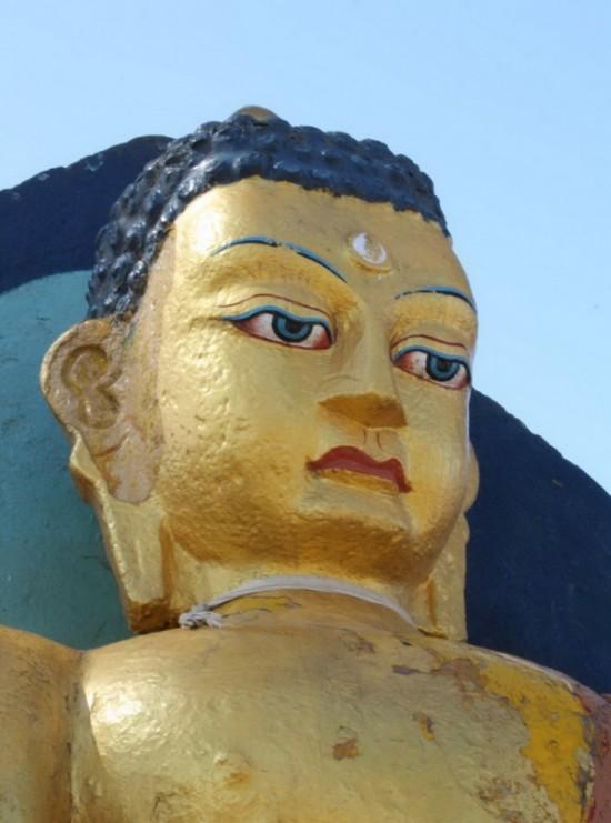 Будда Свямбуднатха