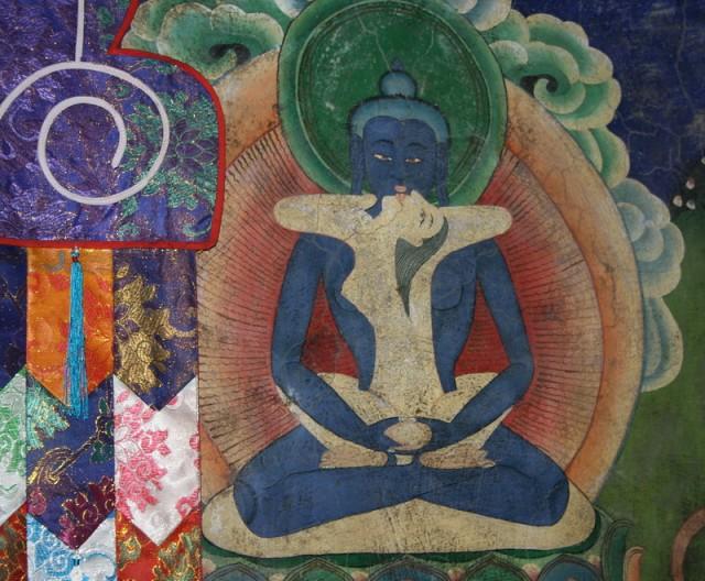 фреска в храме