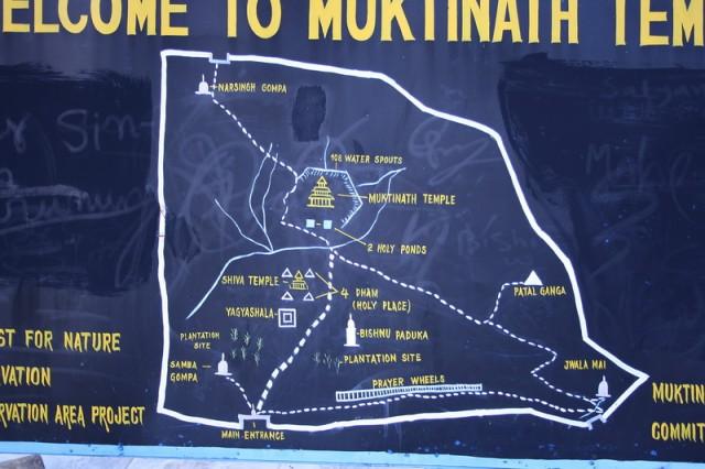 схема Муктинатха