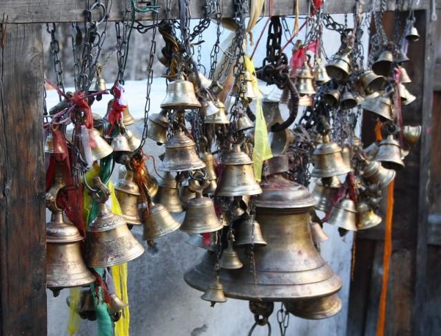 колокола подаренные храму пилигримами