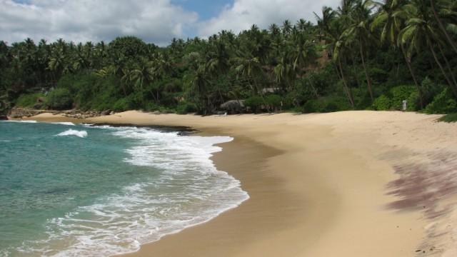 Ranlakshmi Paradaise Beach.