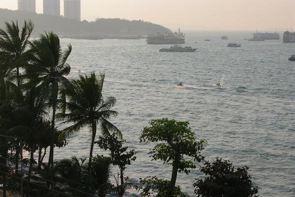 Pattaya rocks