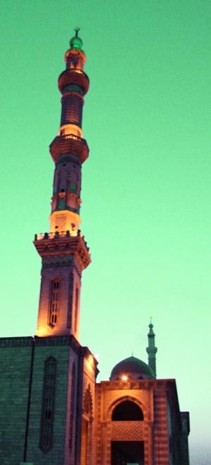 Одна из мечетей Алеппо