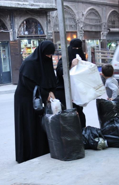 так женщины выглядят на улице