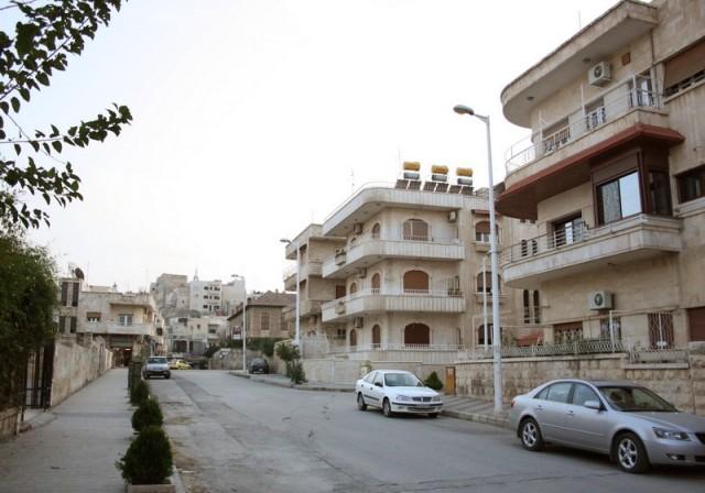 улица Хамы