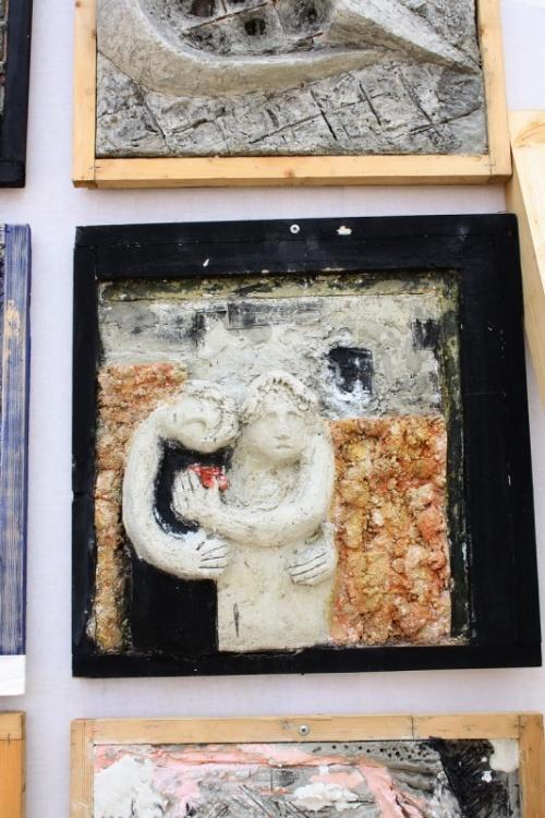 выставка современного искусства в туристическом центре