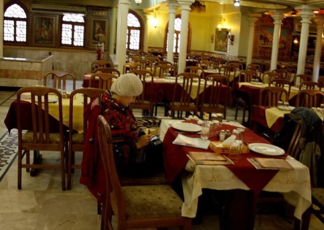 """ресторан """"Старый Дамаск"""""""