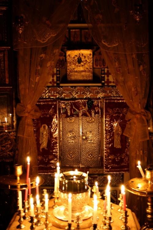 часовня иконы Пресвятой Богородицы, написанной евангелистом Лукой