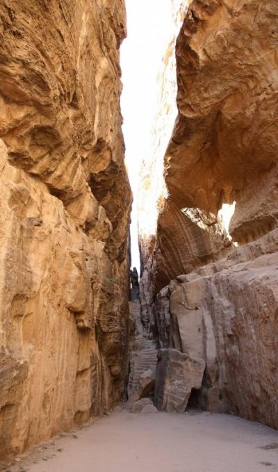 каньон в Малой Петре
