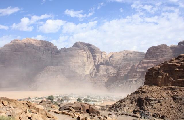 пустыня Вади Рам