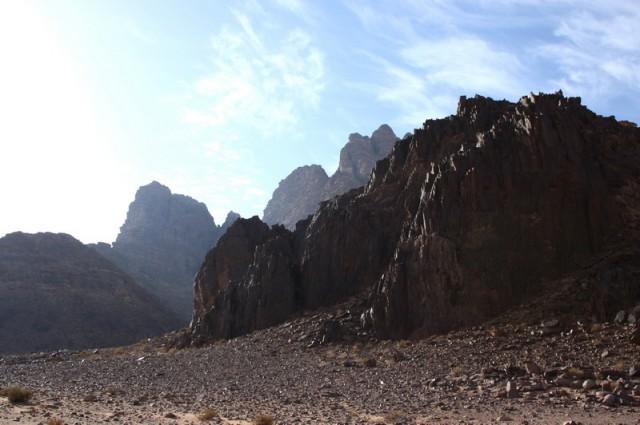 сказочные скалы