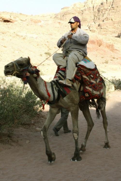 а так по-бедуински