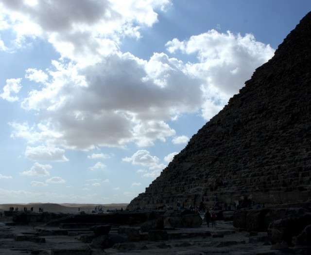 вечность Неба и Пирамид