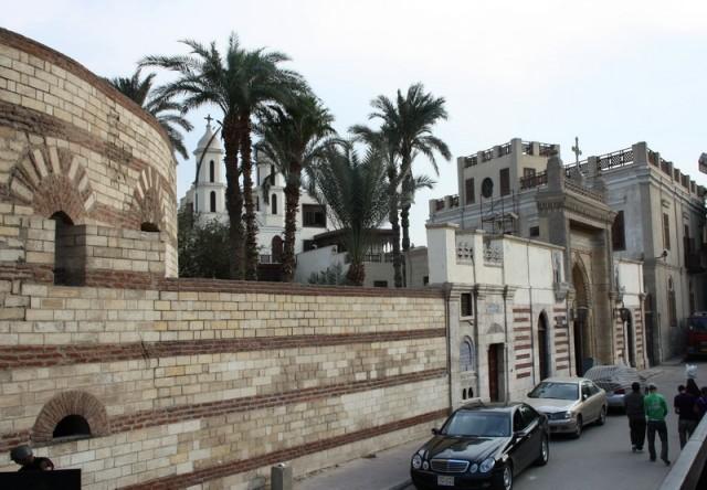 коптский квартал