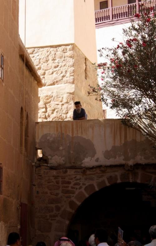 монастырь Сан Катрин