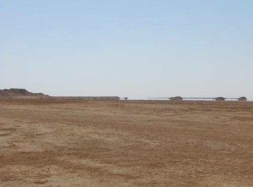 Миражи (на границе Туниса с Алжиром)