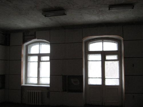 """поиск """"родного""""здания"""