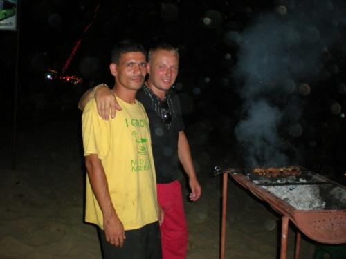 Один из моих поваров непалец Радж.
