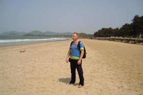 Пляж Агонды.