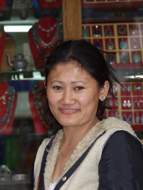 Тибетская красота.