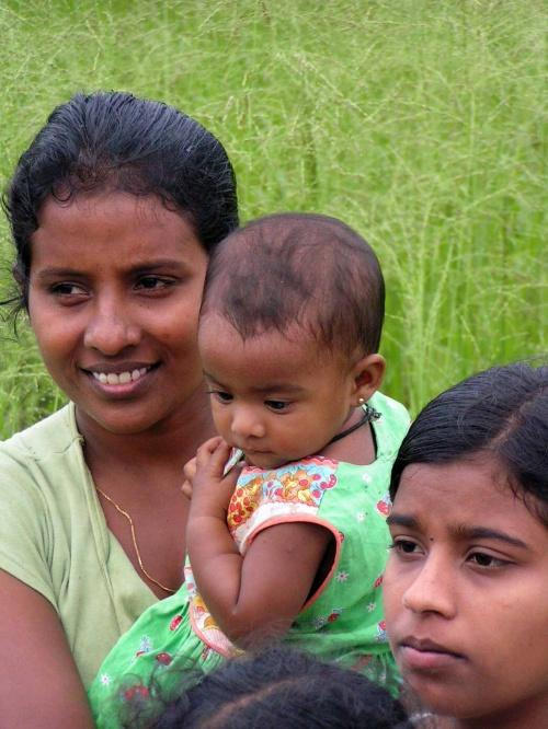 мать и дитя :)
