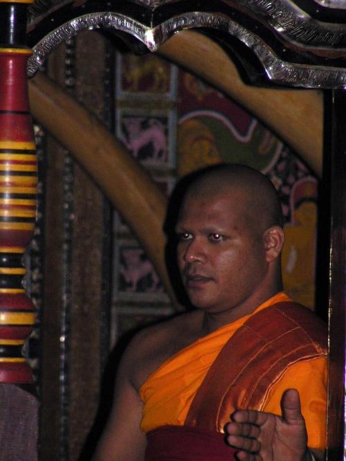 хранитель Зуба Будды
