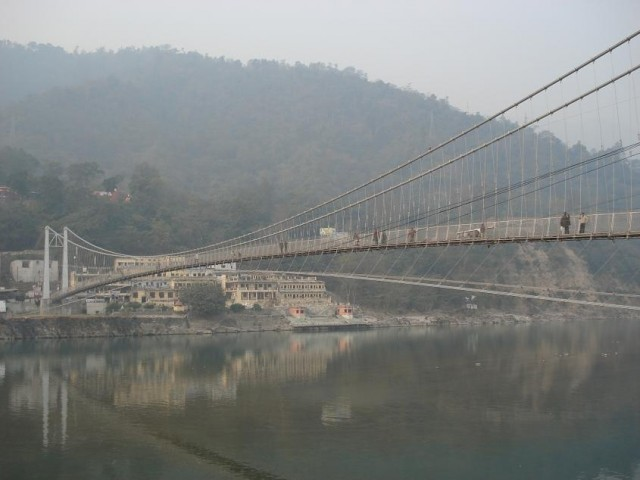 Ramjhoola bridge