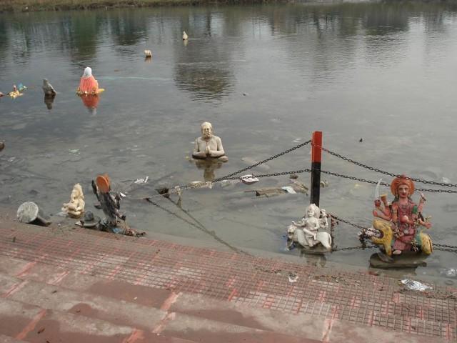 Боги в реке