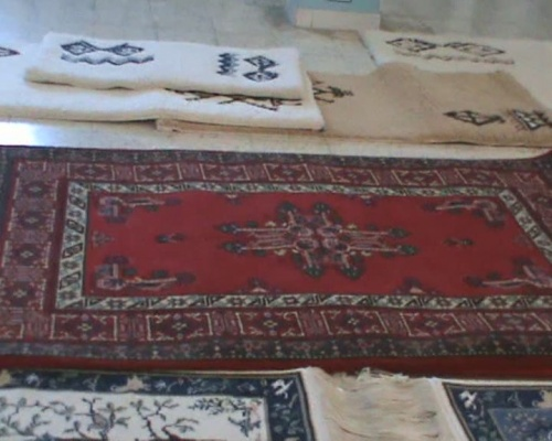 Кейруанские ковры