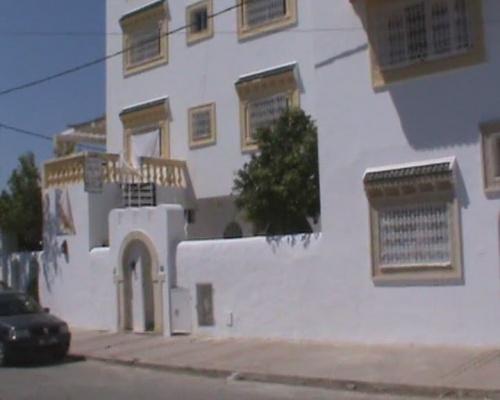 тунисские решетки