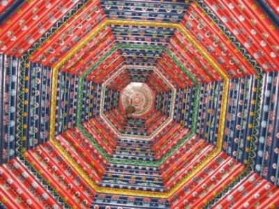 купол в Джаганнате