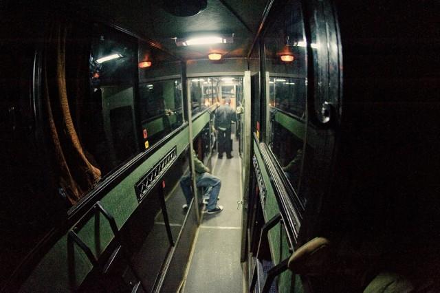 в слипере (автобус)