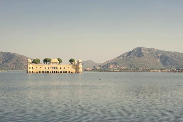 Lake Palace (Джал Махал), Джайпур