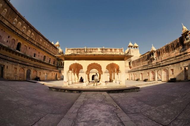 Amber Fort (форт Амбер), Джайпур