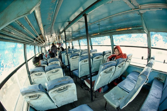 Автобус Каджурахо - Орча