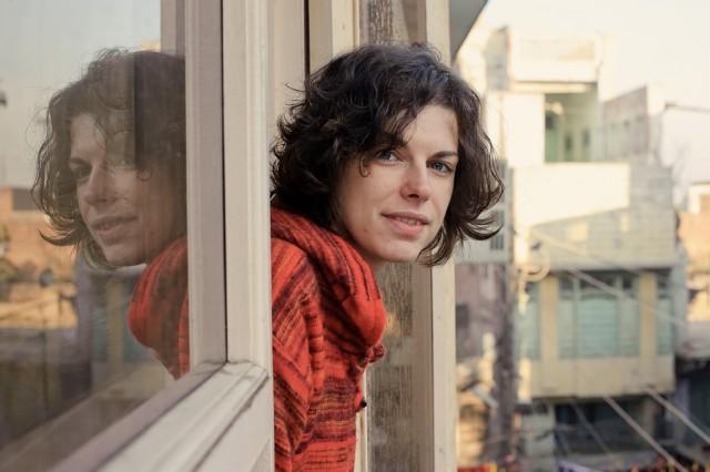 Вид на Богдану из нашего окна