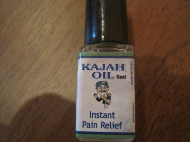 Карманный маленький флакончик (шариковый), используется при головных болях, мазать виски и от насморка -нюхать.Есть такие карандашики.