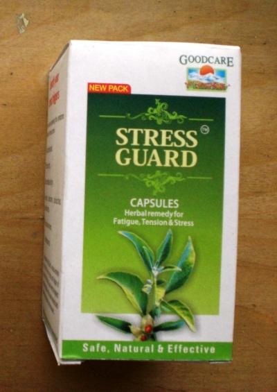 Капсулы от стресса