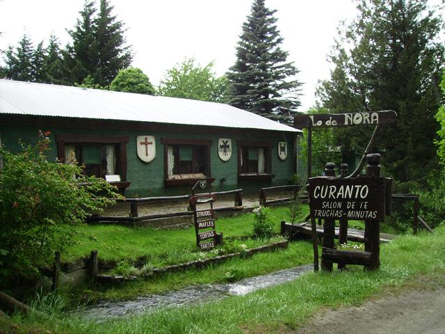 Швейцарская колония близ Барилоче