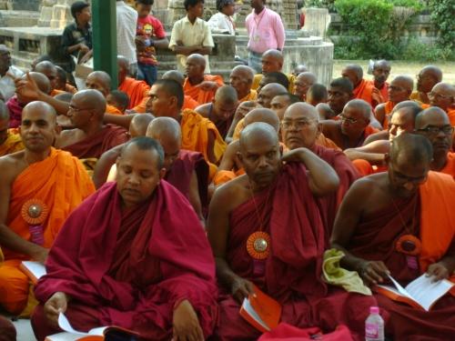 Монахи из Ланки