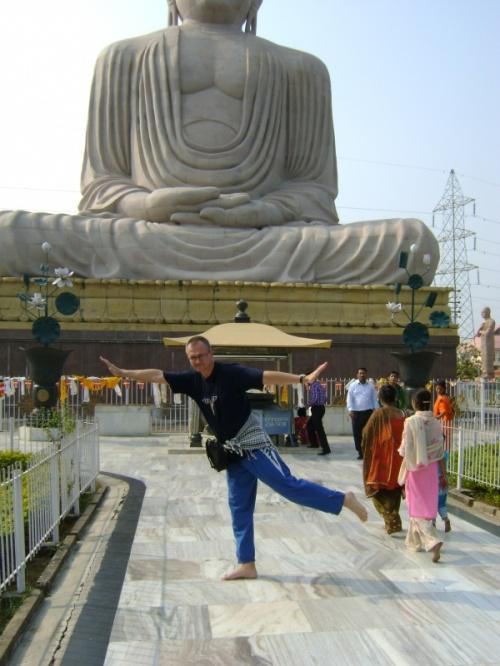 Будда окрыляет...