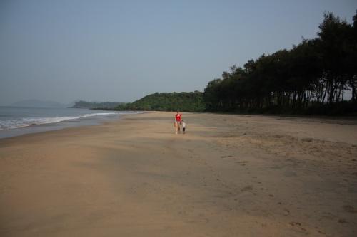 пляж Калджибага