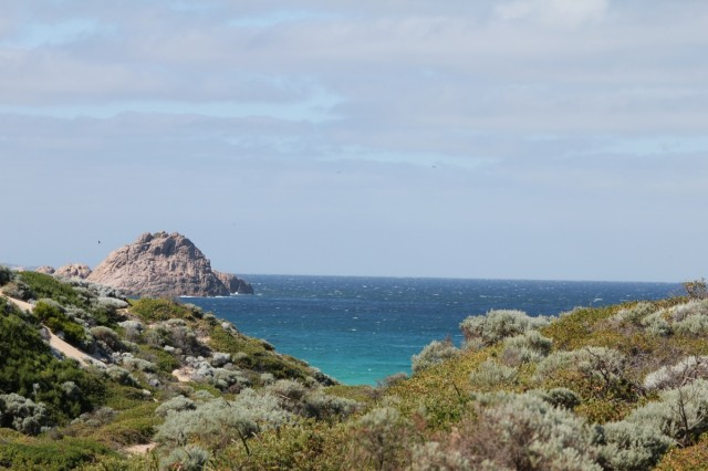 Geographe Bay, cape Naturaliste