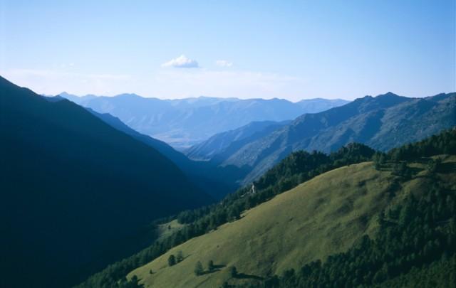 Долина Кучерлы и Тюнгура