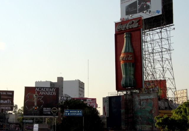 Кока – любимый напиток мексиканцев