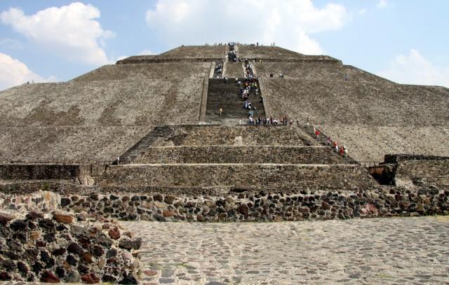 Мексиканские пирамиды ничуть не уступают египетским
