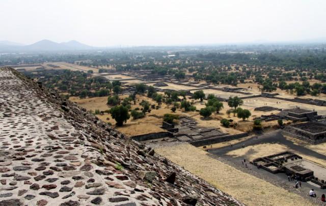 Колоссальный древний город площадью 20 км2