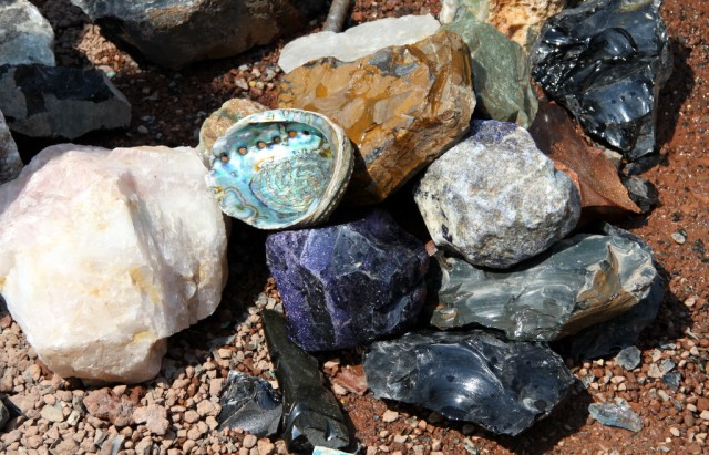 Чудесные камни для сувениров