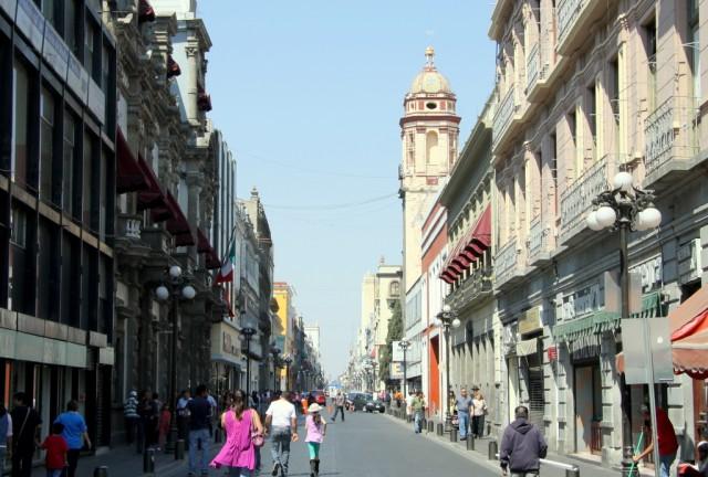 Исторический центр Пуэблы входит в список ВН ЮНЕСКО